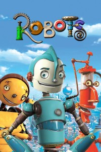 "Poster for the movie ""Robots"""