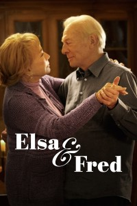 "Poster for the movie ""Elsa & Fred"""