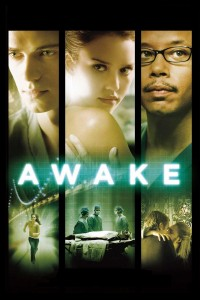 "Poster for the movie ""Awake"""