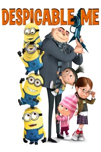 "Poster for the movie ""Despicable Me"""