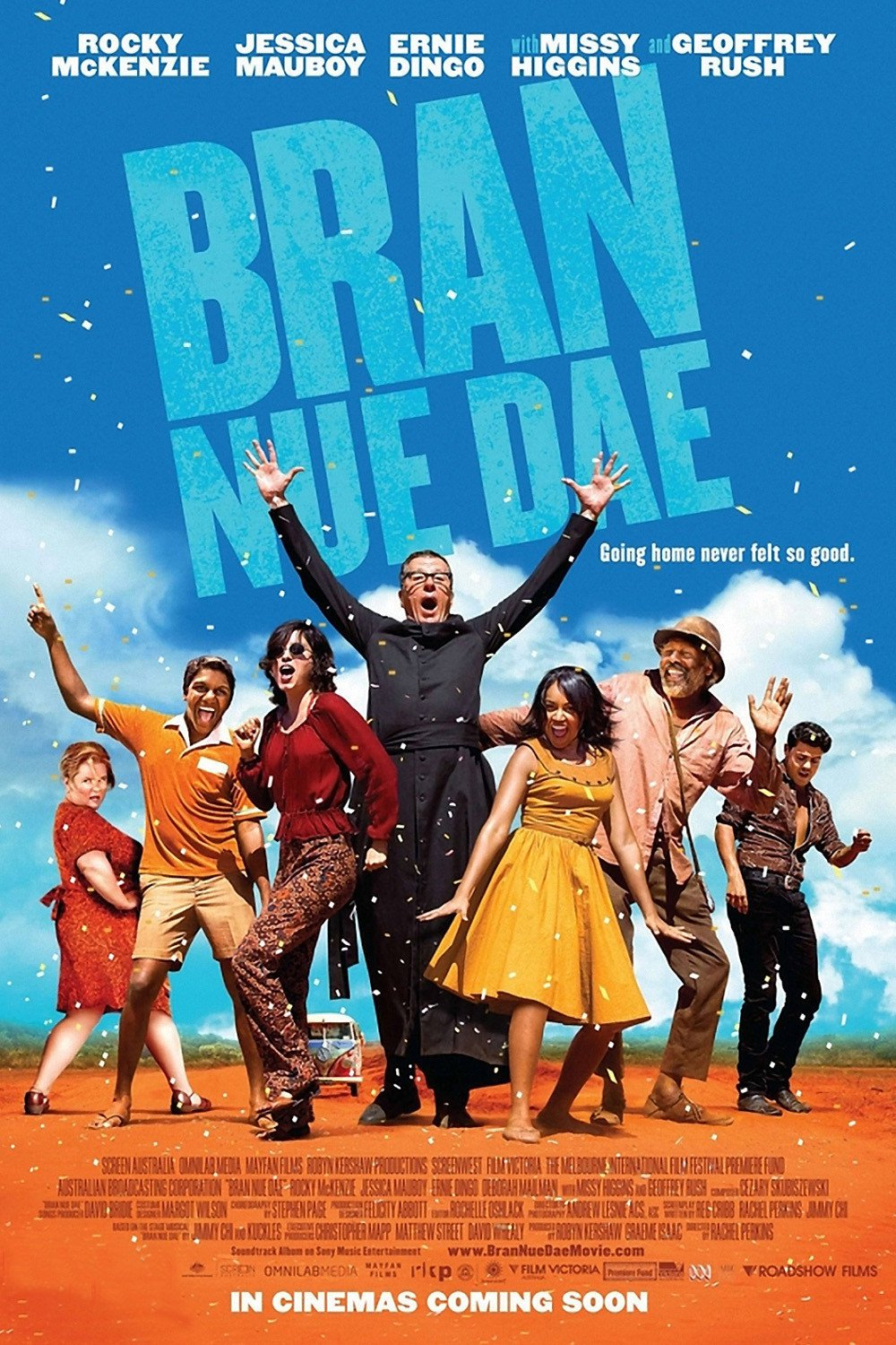 """Poster for the movie """"Bran Nue Dae"""""""