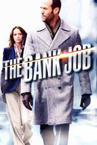 "Poster for the movie ""The Bank Job"""