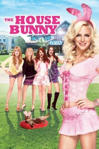 "Poster for the movie ""The House Bunny"""