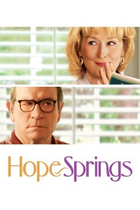 "Poster for the movie ""Hope Springs"""