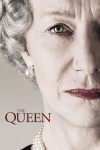 "Poster for the movie ""The Queen"""