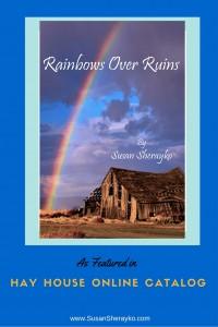 Rainbows Hay House Pinterest