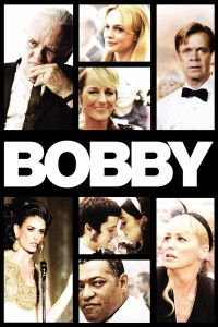 "Poster for the movie ""Bobby"""