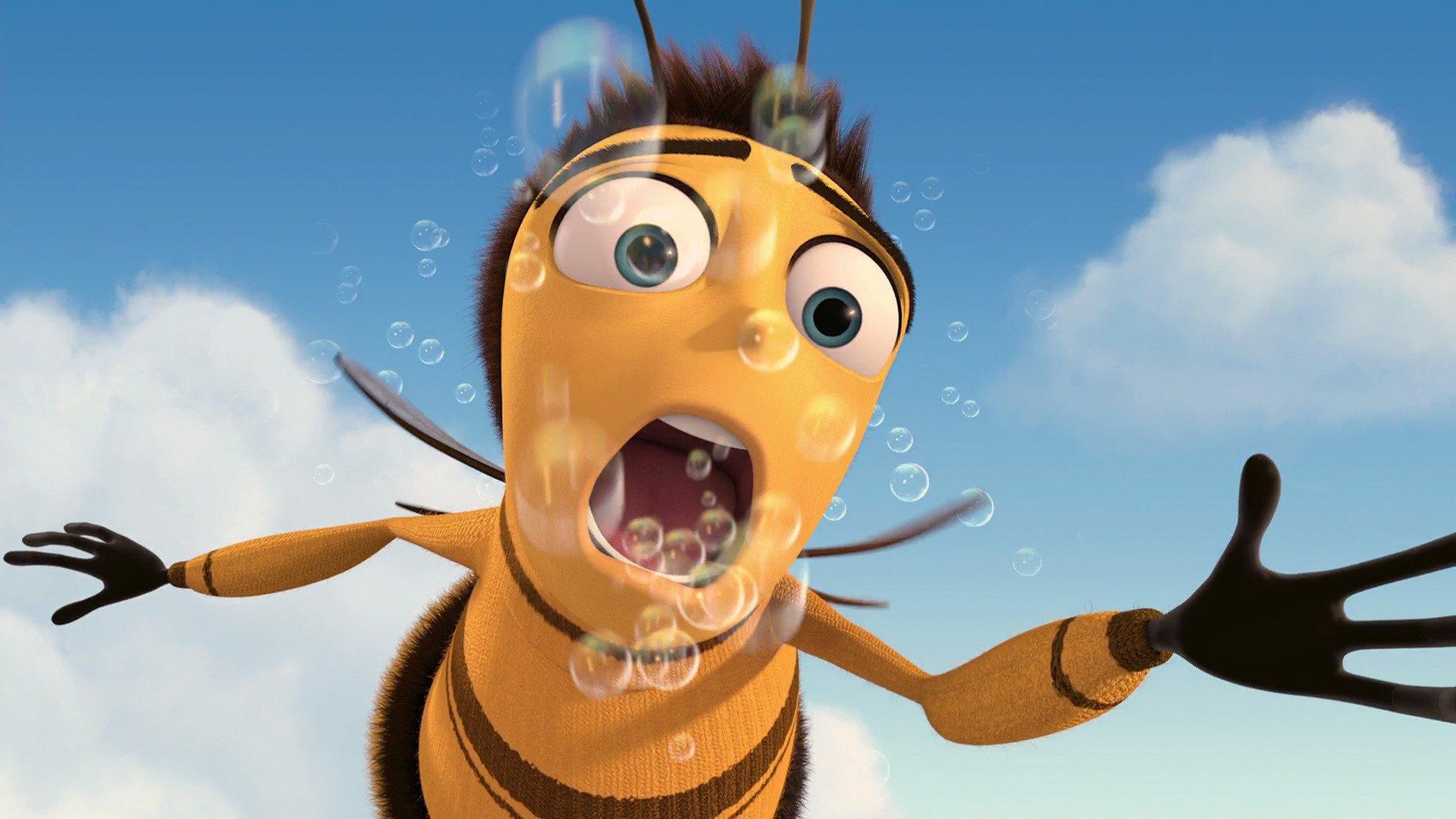 Bee Movie Coffey Talk