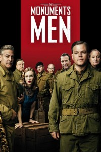 "Poster for the movie ""The Monuments Men"""