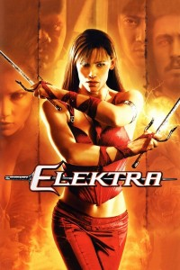 "Poster for the movie ""Elektra"""