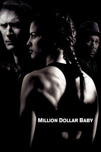 "Poster for the movie ""Million Dollar Baby"""