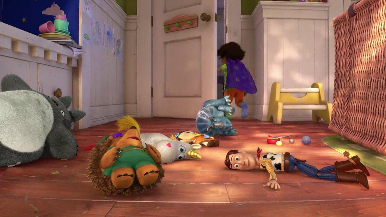 Toy Story 3 Coffey Talk