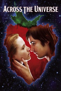"Poster for the movie ""Across the Universe"""