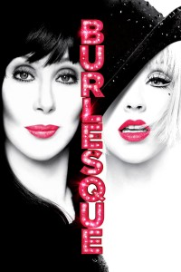 "Poster for the movie ""Burlesque"""