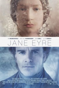 "Poster for the movie ""Jane Eyre"""