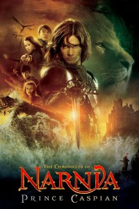 "Poster for the movie ""The Chronicles of Narnia: Prince Caspian"""
