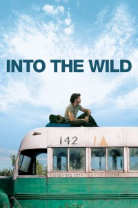"Poster for the movie ""Into the Wild"""