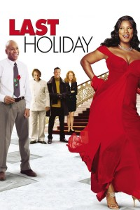 "Poster for the movie ""Last Holiday"""