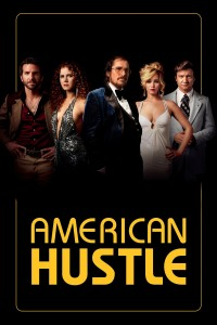 "Poster for the movie ""American Hustle"""
