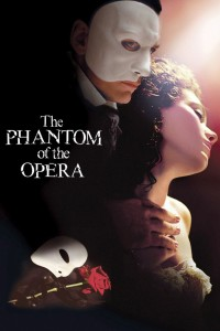 "Poster for the movie ""The Phantom of the Opera"""