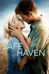 "Poster for the movie ""Safe Haven"""