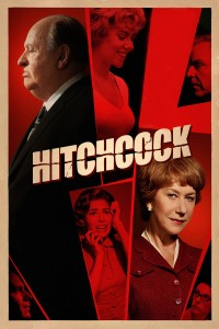 "Poster for the movie ""Hitchcock"""