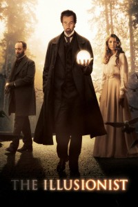"Poster for the movie ""The Illusionist"""