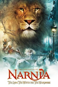 "Poster for the movie ""The Chronicles of Narnia: The Lion, the Witch and the Wardrobe"""