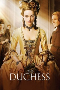 "Poster for the movie ""The Duchess"""