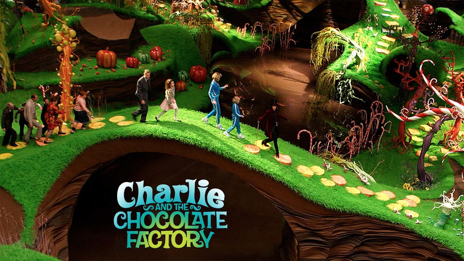Charlie and the Chocolate Factory - Coffey Talk