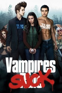 "Poster for the movie ""Vampires Suck"""