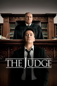 "Poster for the movie ""The Judge"""