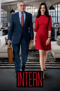 """Poster for the movie """"The Intern"""""""