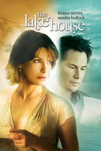 "Poster for the movie ""The Lake House"""