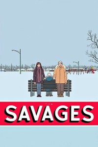"Poster for the movie ""The Savages"""