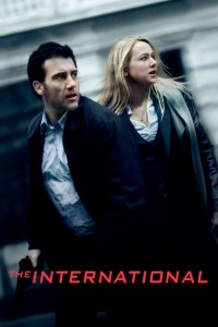 """Poster for the movie """"The International"""""""