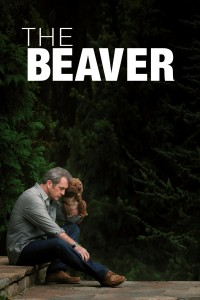 "Poster for the movie ""The Beaver"""