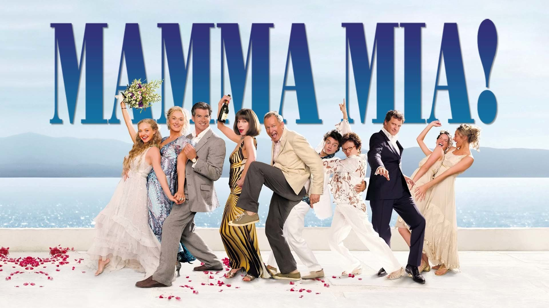 mamma mia stream english
