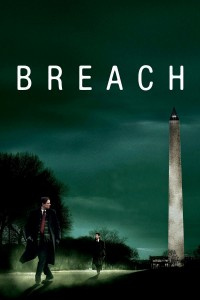 "Poster for the movie ""Breach"""