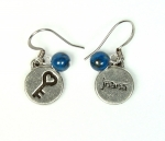 Dharma Charm Earrings