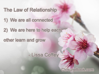 The Law of Relationship
