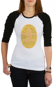 Check out the Pearls & Squirrels Store for clothing, mugs and more!