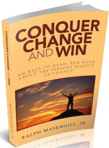 conquer change and win book